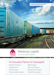 Medsorg Logistik Hauslogistik