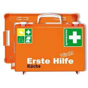 Erste-Hilfe-Koffer DIREKT Küche - Medsorg